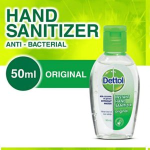 Dettol Hand Sanitizer Original