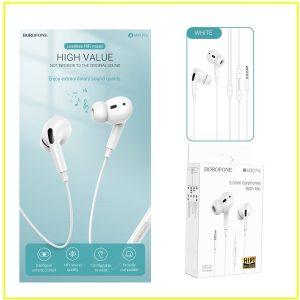 Borofon M30 Pro ear phones with Mic
