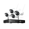 HeimVision HM241 Security System, 8CH 1080P NVR, Outdoor-Indoor Wireless Security Camera-1