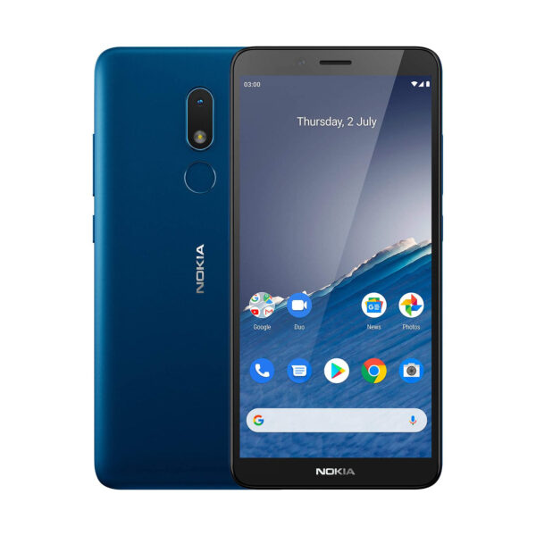 Nokia C3 5.99 inch Android 10 -Smart phone-4