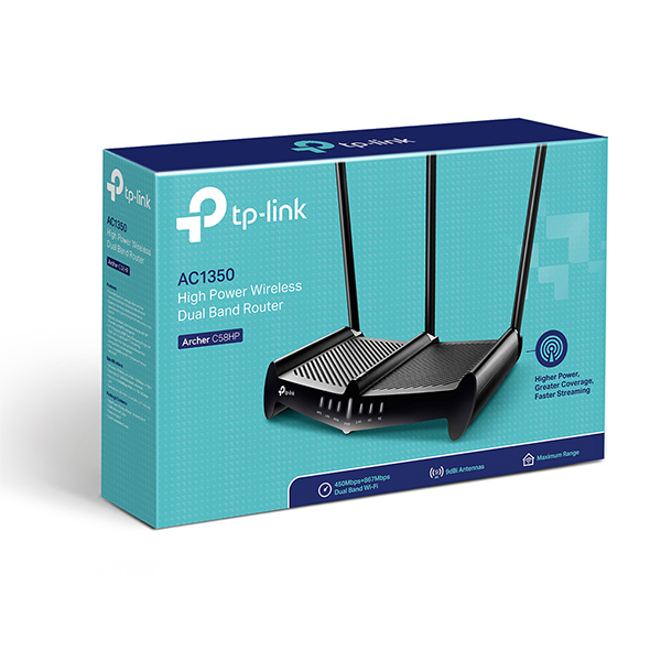 TP Link Archer AC1350 High Power Wireless Dual Band Router