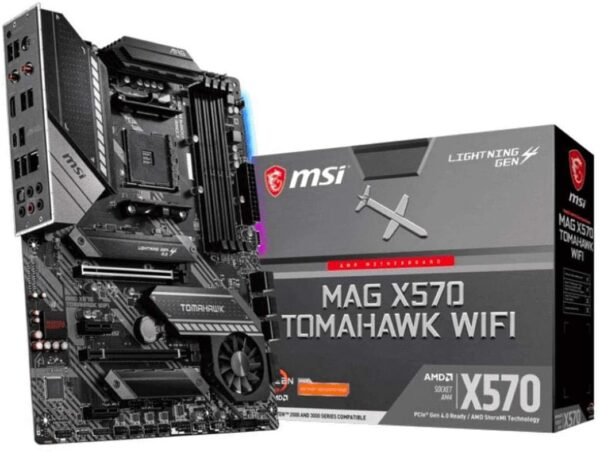 MAG X570 TOMHAWK WIFI
