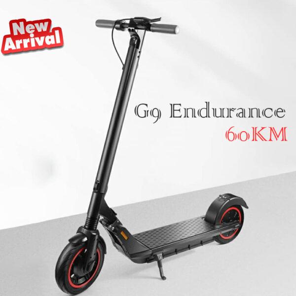 Crony G9 endurance 60 Km