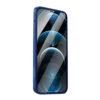 Dark blue color Hard case for iPhone 12 - 12 Pro