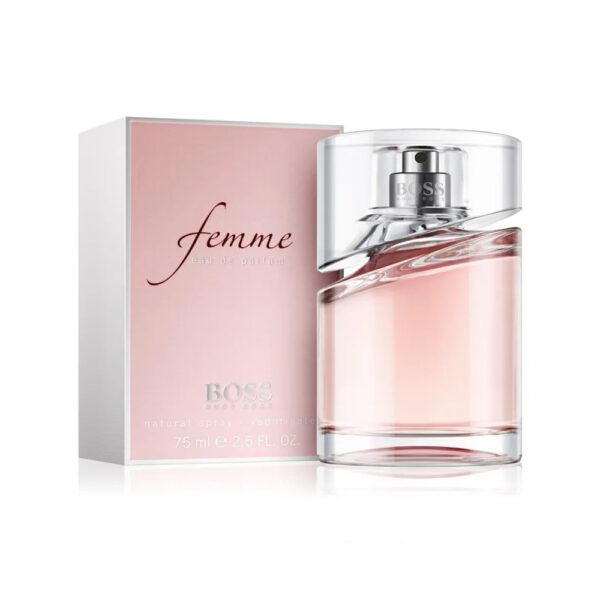 Femme by Hugoboss women parfum - shop in dubai