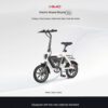 Himo Electric Moped Bicycle Ve