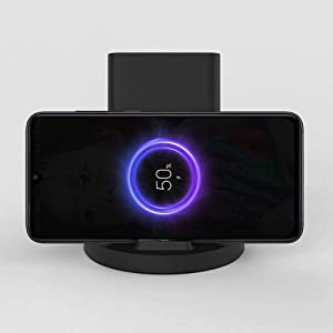 Original Xiaomi Vertical Wireless Charger for Qi enabled iPhone and Samsung devices-5