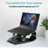 Promate superior cooling Gaming Laptop Stand -1